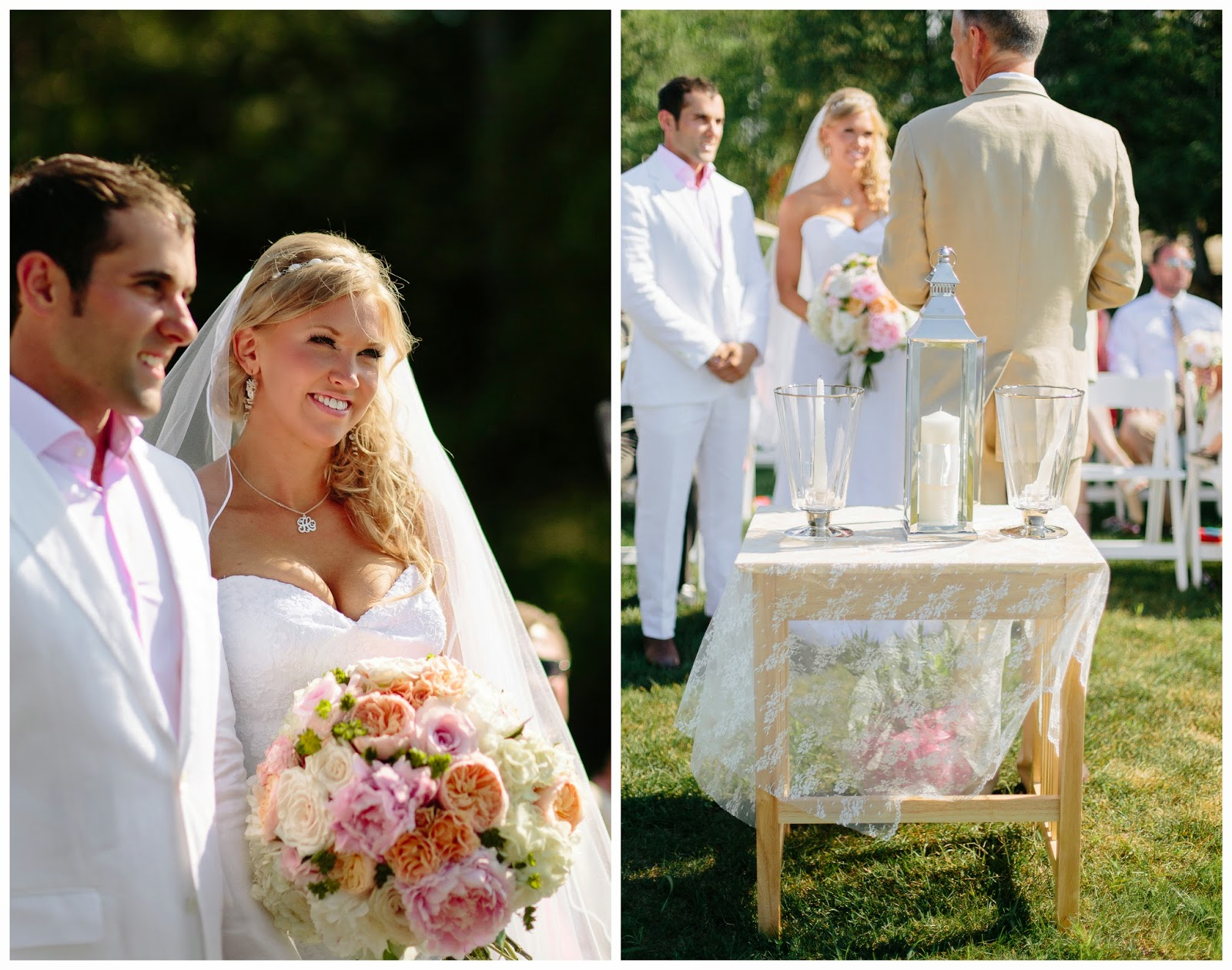 Brides Dress Sottero and Badgely Shoes Kenneth Cole  sc 1 st  Andrea Naylor Photography & Andrea Naylor Photography: Megan and Brianu0027s Door County Lakeside ...