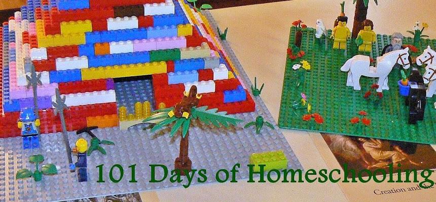 101 Days of Homeschooling