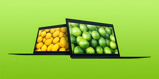 ThinkPad PSD Templates 4