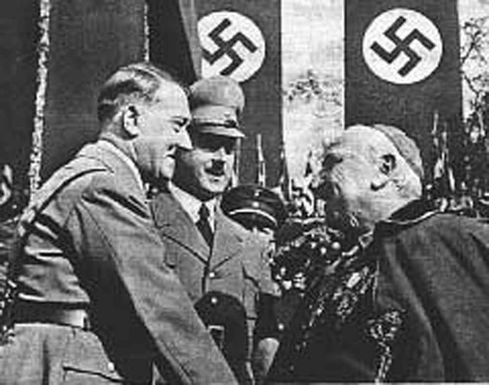 nazi gold essay