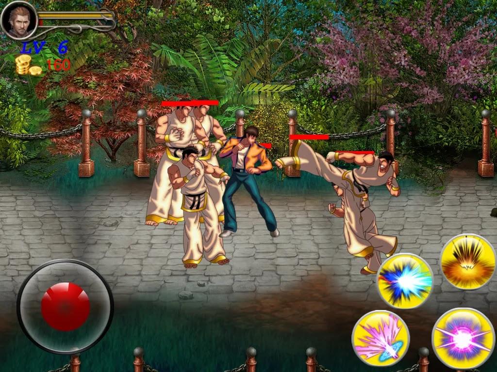 Kungfu Fight v1.22 [Mod Money]  Kf3