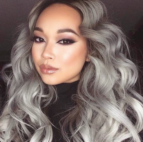 Best Hair Color to Gray 2015