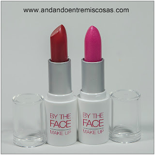 By The Face, Labiales