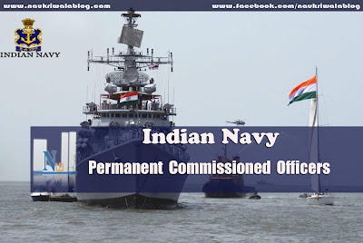Permanent Commissioned Officers Job 2015