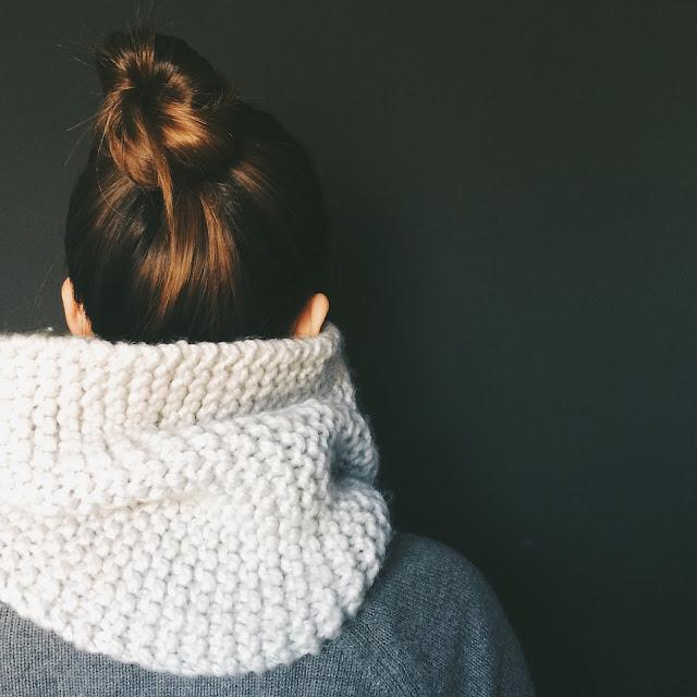 Llegó el frío así que volvió #tejidosoloparami