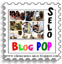 *Selo Blog Pop