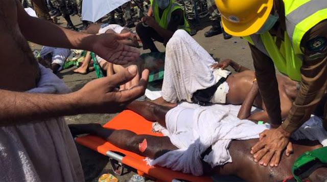 PISOTEADOS: TUMULTO EM PEREGRINAÇÃO À MECA CAUSA MAIS DE 700 MORTES