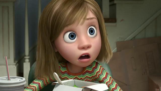 Imagen 3 de Inside Out Del Revés, película de Pixar