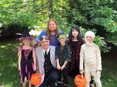 Cameron McCasland Dr. Gangrene family