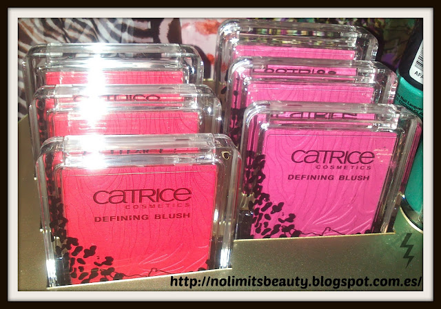 Glamazona de Catrice - Defining Blush