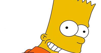 Aulaoberta ies sant pere i sant pau entrevista a bart simpson - Bart simpson nu ...