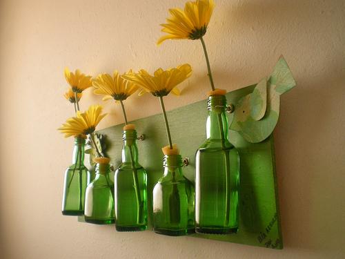 Ideias para reciclar e decorar fina frescura - Reciclar objetos para decorar ...