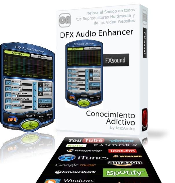 Dfx audio enhancer plus v11 0 14