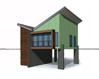 P.1 - contemporary house plans