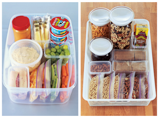 And We Already Have Been Doing The Same Thing With Dry Snacks For Quite Some Time But I Wanted To Borrow From Idea Use It Create A Lunch Making