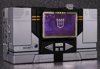 Takara Transformers MP-13B Masterpiece Soundblaster with Ratbat