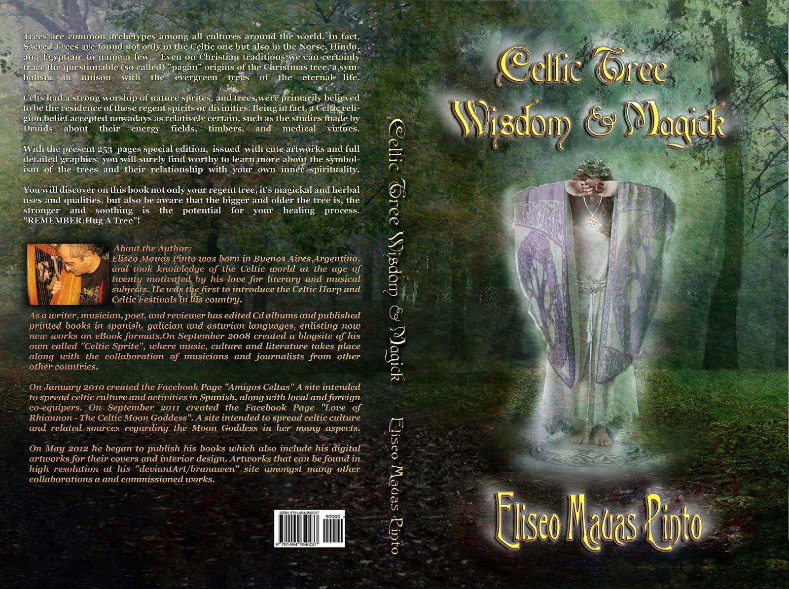 Celtic sprite celtic tree wisdom magick paperback edition by celtic tree wisdom magick paperback edition by eliseo mauas pinto fandeluxe Images