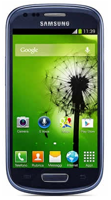 Samsung Galaxy S3 mini VE I8200 Android