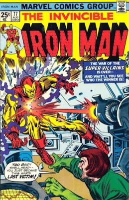 Iron Man #77
