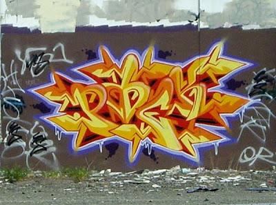 Graffiti Design, Graffiti Art