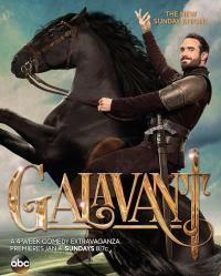 Galavant Temporada 1 Poster