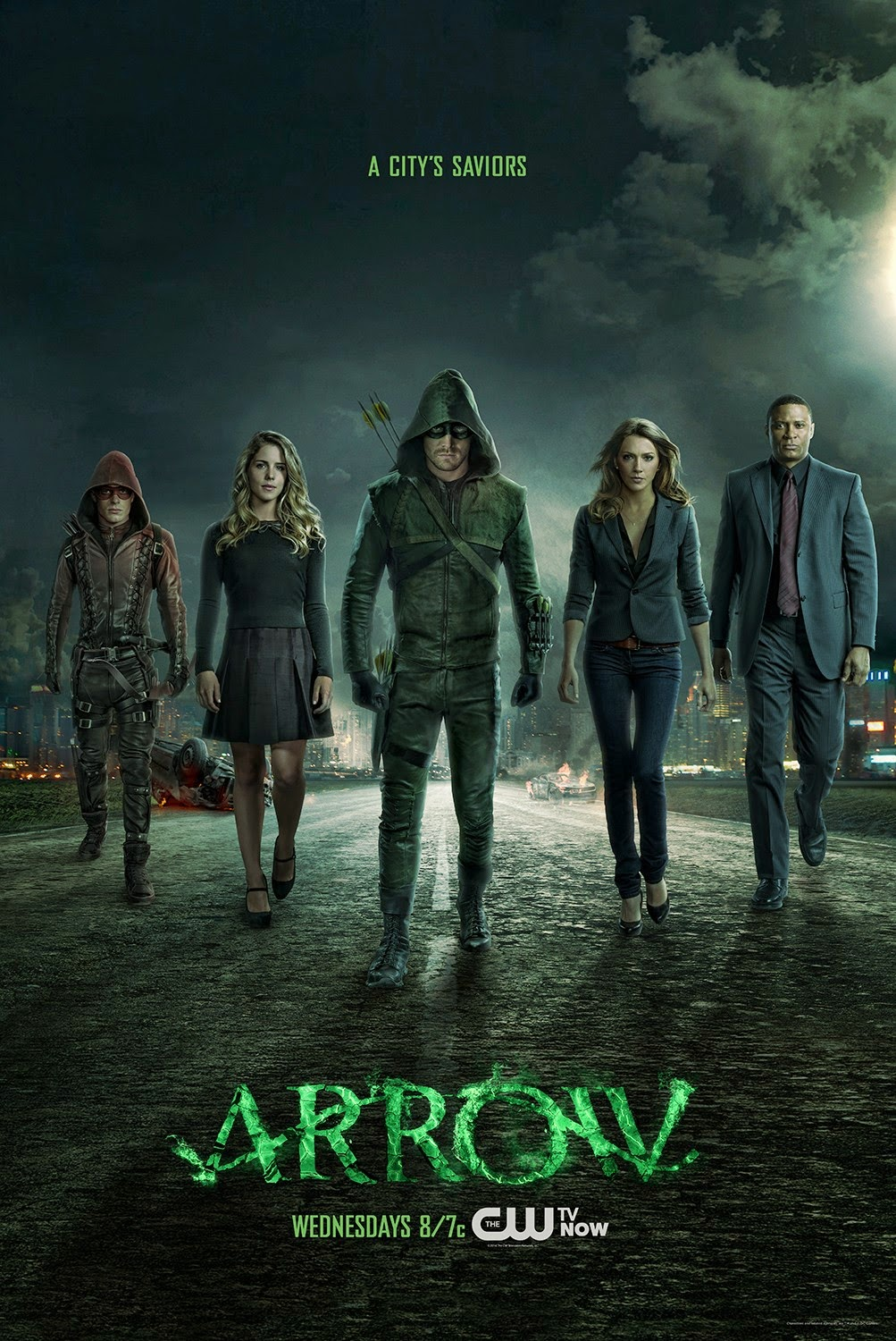 Arrow Season 3 Television Poster