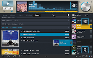 Select! Music Player Pro Android App ,