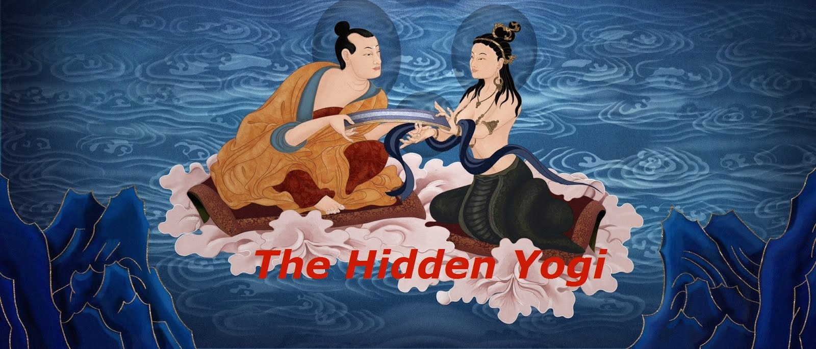 The Hidden Yogi