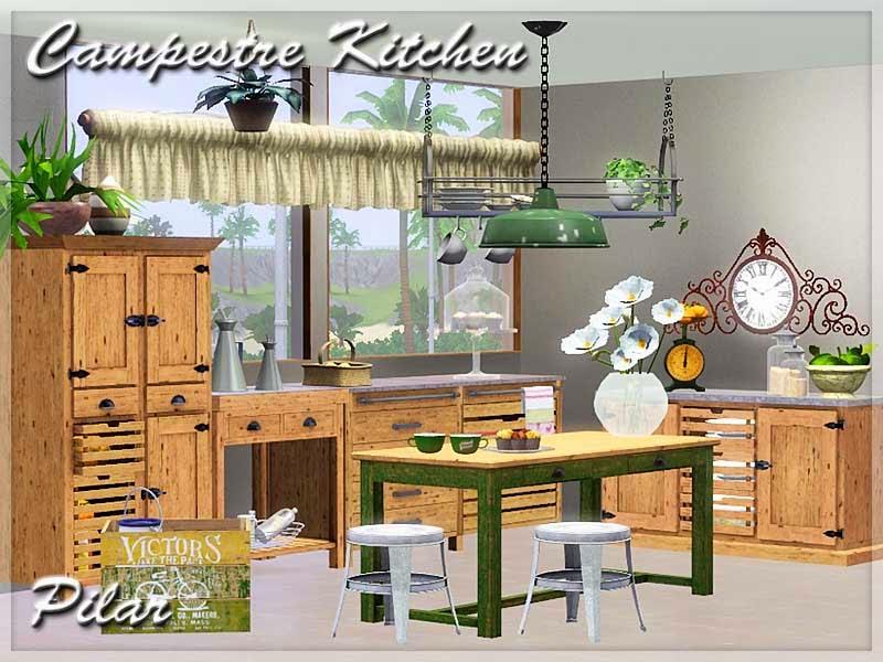 17-06-2014 Cocina Campestre