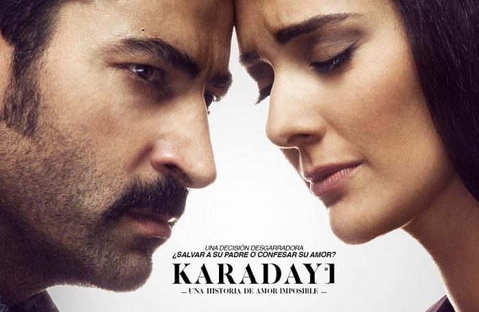 KARADAYI capitulo 19 Lunes 21 de Diciembre del 2015
