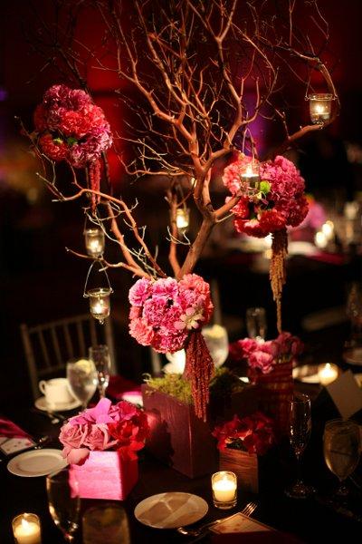 Galeria flores y varas - Decoracion con ramas de arboles ...