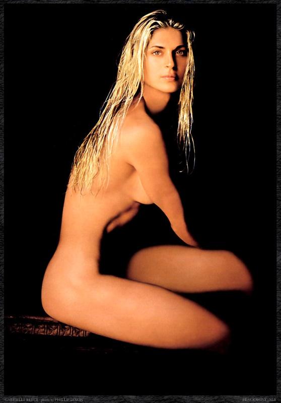 gabrielle reece playboy naked