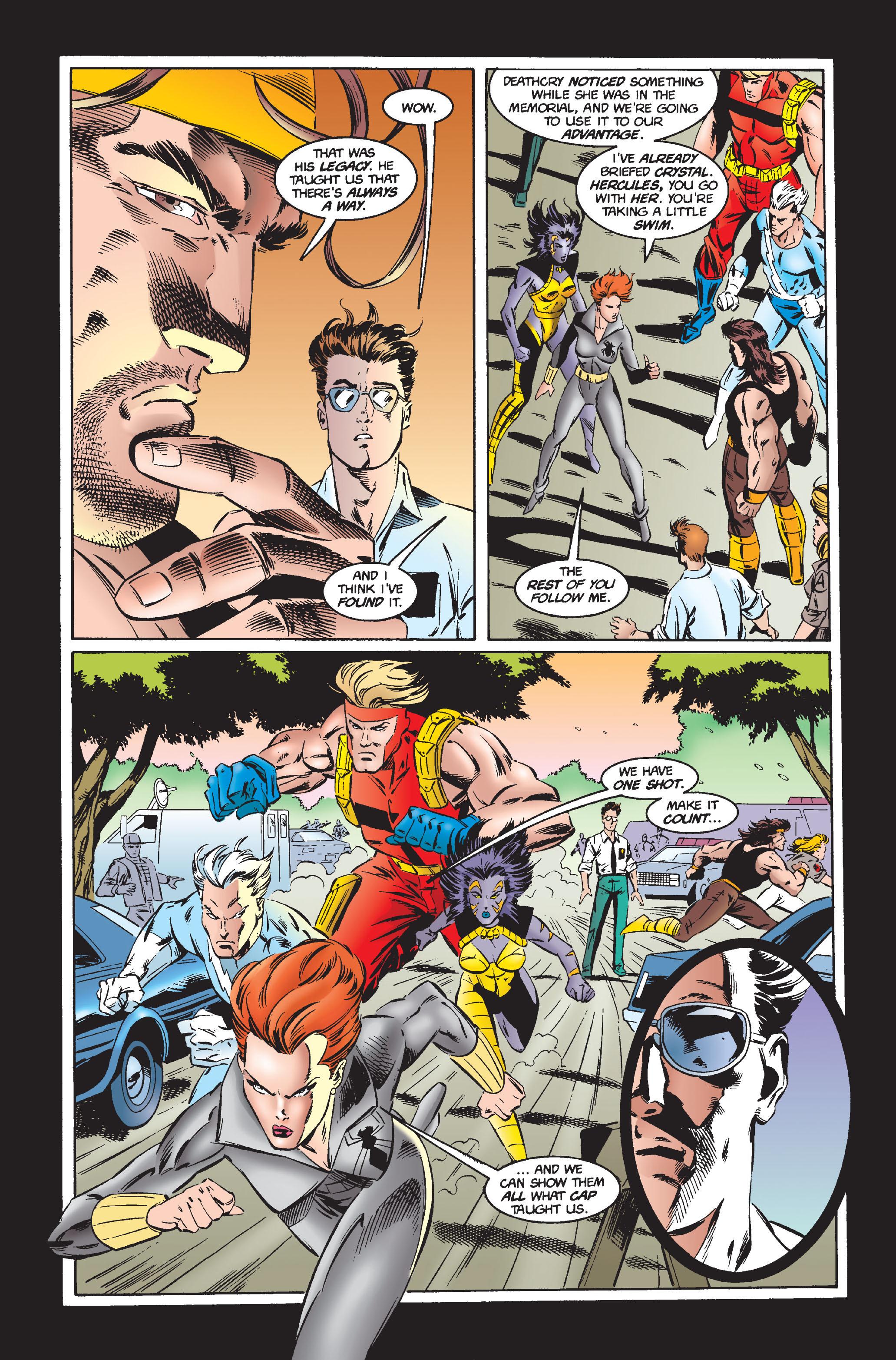 Captain America (1968) Issue #444 #398 - English 13