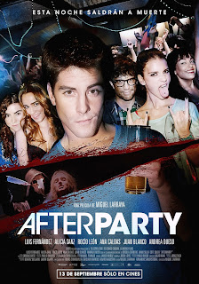 Ver Película Afterparty Online Gratis (2013)
