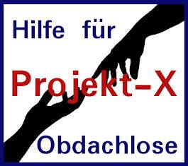 Projekt-X - Hilfe für Obdachlose
