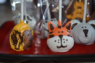 Shari's Berries Cake Pops Zoo collection 3