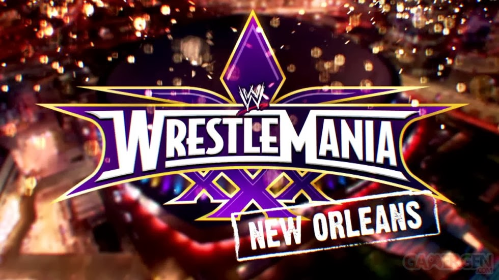 Wrestlemania 30 predictions and match card for 2014 wwe snaps