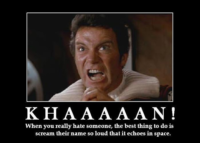 Star Trek NHL CBA Kirk screaming Khan!