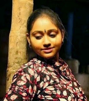 Meghna ( Amritha ) in Parankimala Movie