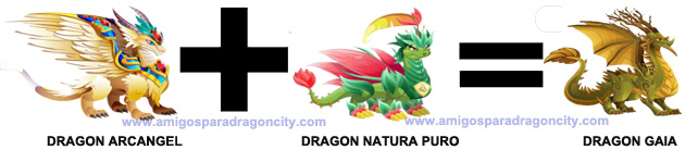 como sacar el dragon gaia en dragon city 1