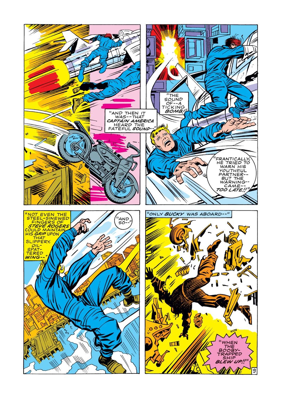 Captain America (1968) Issue #112 #26 - English 10