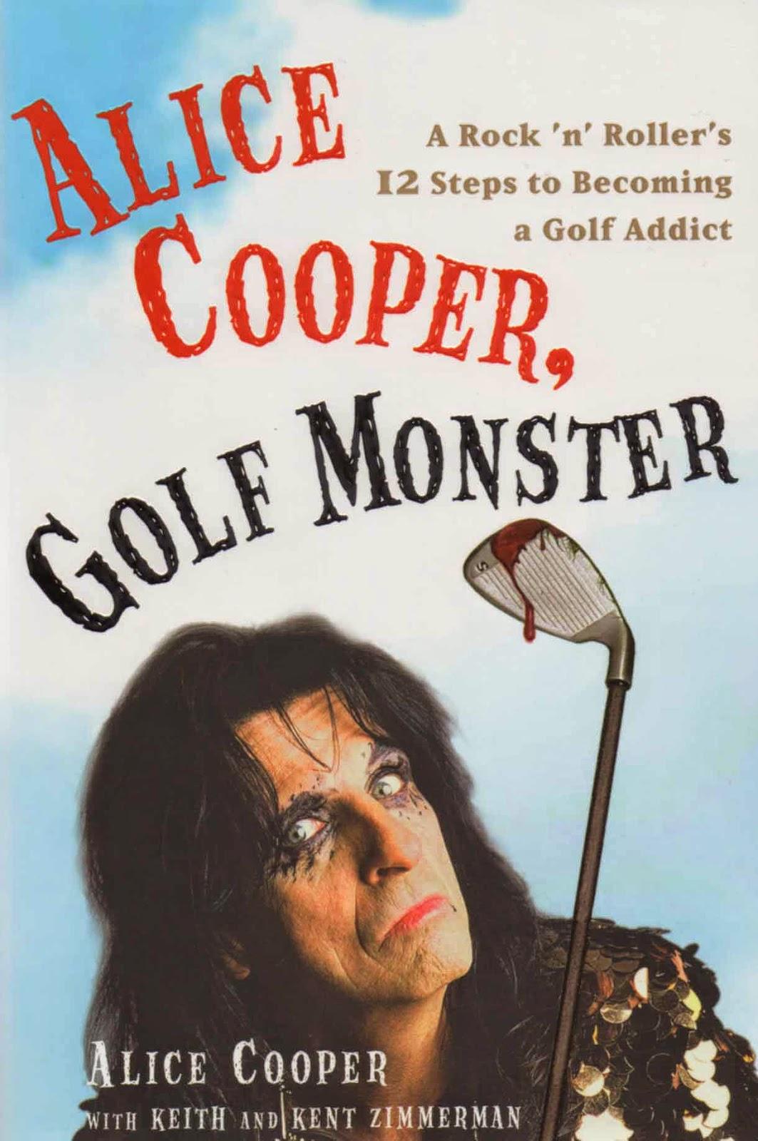 Alice Cooper Golf Pants