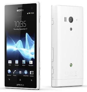 Sony Xperia Acro S Smartphone