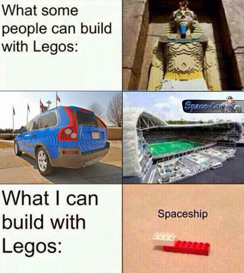 funny things Lego picture