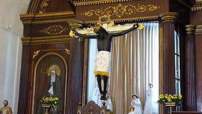 Cristo Negro, Campeche