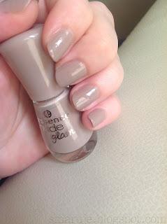 Essence – Nude Glam nr 05 – Café Olé [recenzja]