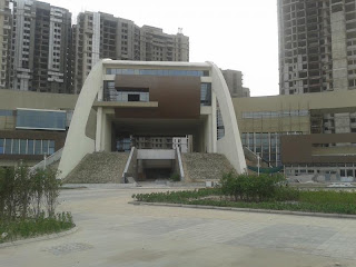Club House in Lotus Boulevard in Noida Sector 100