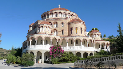 Religijne centrum Eginy/Religious center of Aegina