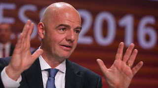 What I was told about Nigeria – FIFA President