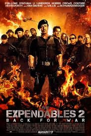 Ver Los mercenarios 2 (The Expendables 2) (2012) Audio Latino